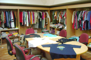 Conference Room1 - Stellar Clothing Company