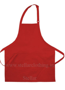 Apron Red