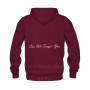 Hooded Maroon Wayne