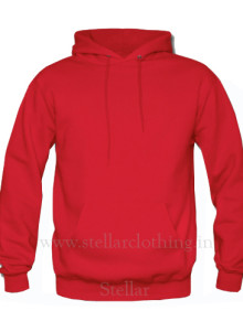 Hooded Red