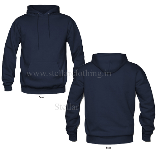 Hooded navy 2
