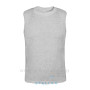 Men's  Grey Milange LS