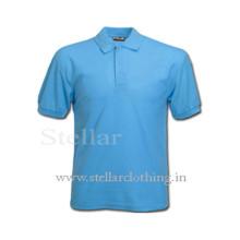 Polo Aqua blue