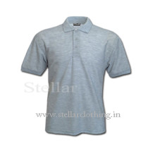 Polo Grey Milange
