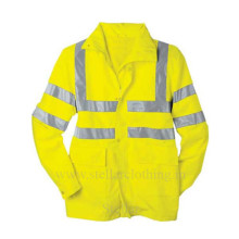 Safety - wear yellow