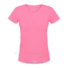 V-Neck Pink