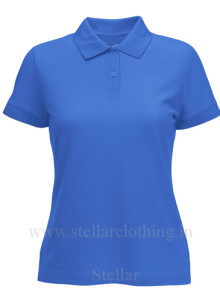 Women's Polo Blue