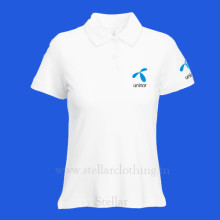 Women's Polo White Uninor