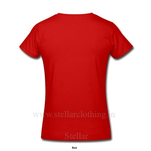 Women's Red Back