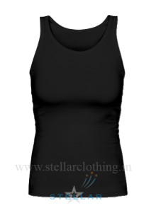 Women's Tank Top Black