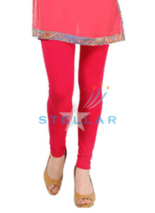 Stellar Attractive Fuschia Leggings