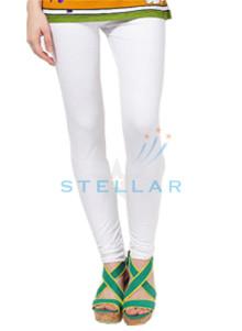 Stellar Soft White Leggings
