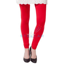 Stellar Solid Blood Red Leggings