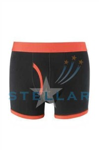 Bright Binding - Boxer Briefs - M - 1pcs