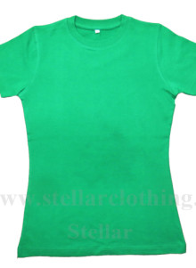 Cotton Plain T-Shirt