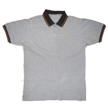 Tipped Collar Polo T-Shirt