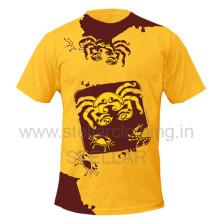 Zodiac Print T-Shirt