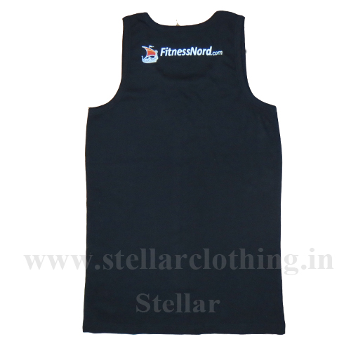 95% cotton 5% Spandex tank top