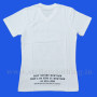 V Neck Promotional T-Shirt