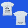 100% Cotton V Neck T-Shirt
