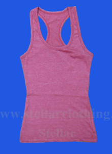 65% Polyester 35% Cotton Tank Top