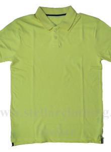 100% Cotton Polo T-Shirts
