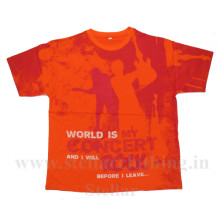 Cotton T-Shirt Supplier in India