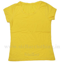 Scoop Neck T-Shirt Manufacturer in Tirpur