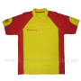 Cut and Sew Men's Polo T-Shirt