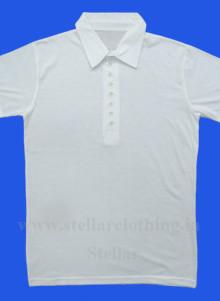 Poly / Cotton Polo T-Shirt