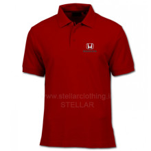 Cotton Men's Polo T-Shirt