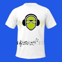 Rock Music Print T Shirts