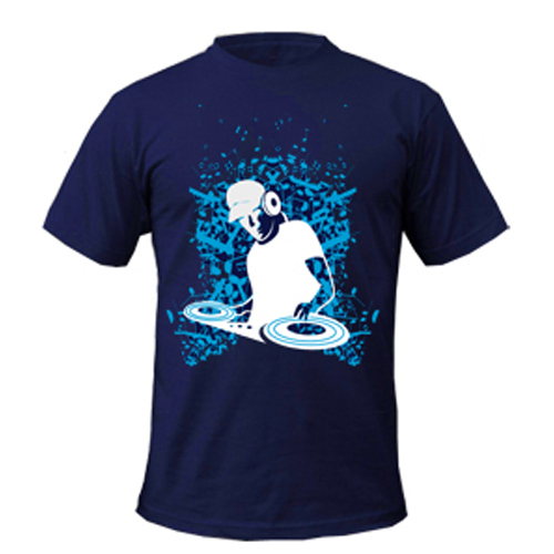 Designer promotional t shirts stellar clothing company india for Luxury t shirt printing