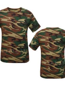 Como Flag Printed T-Shirt
