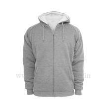Gray Melange Hoodies Manufacturer