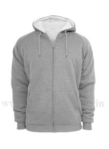 Gray Melange Hoodies Manufacturer