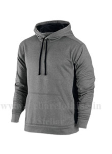 Charcoal Melange Hoodies