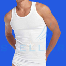Men's White Vests Manufacturer in India