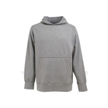 Plain Hooded Sweatshirt